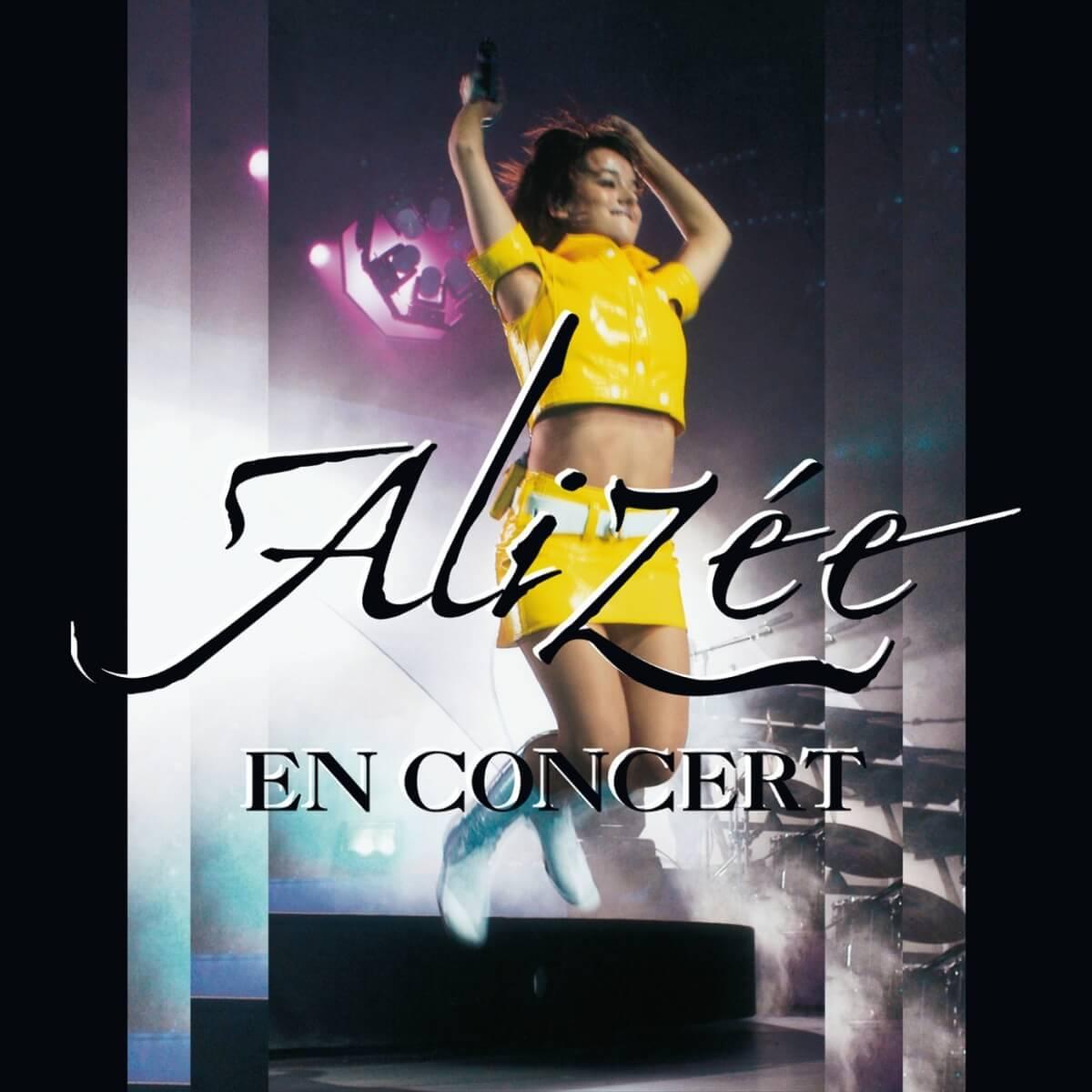 Alizée En Concert Cover